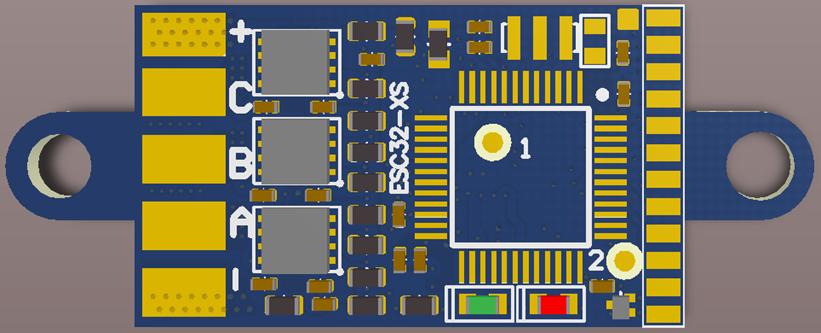 ESC32-XS