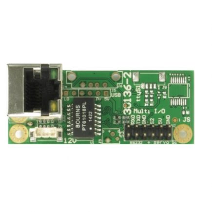 Exx-IO-C1 add-on module with RJ45 Ethernet jack and TTL UART