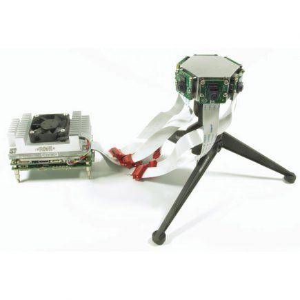 J106 6 camera kit 360°