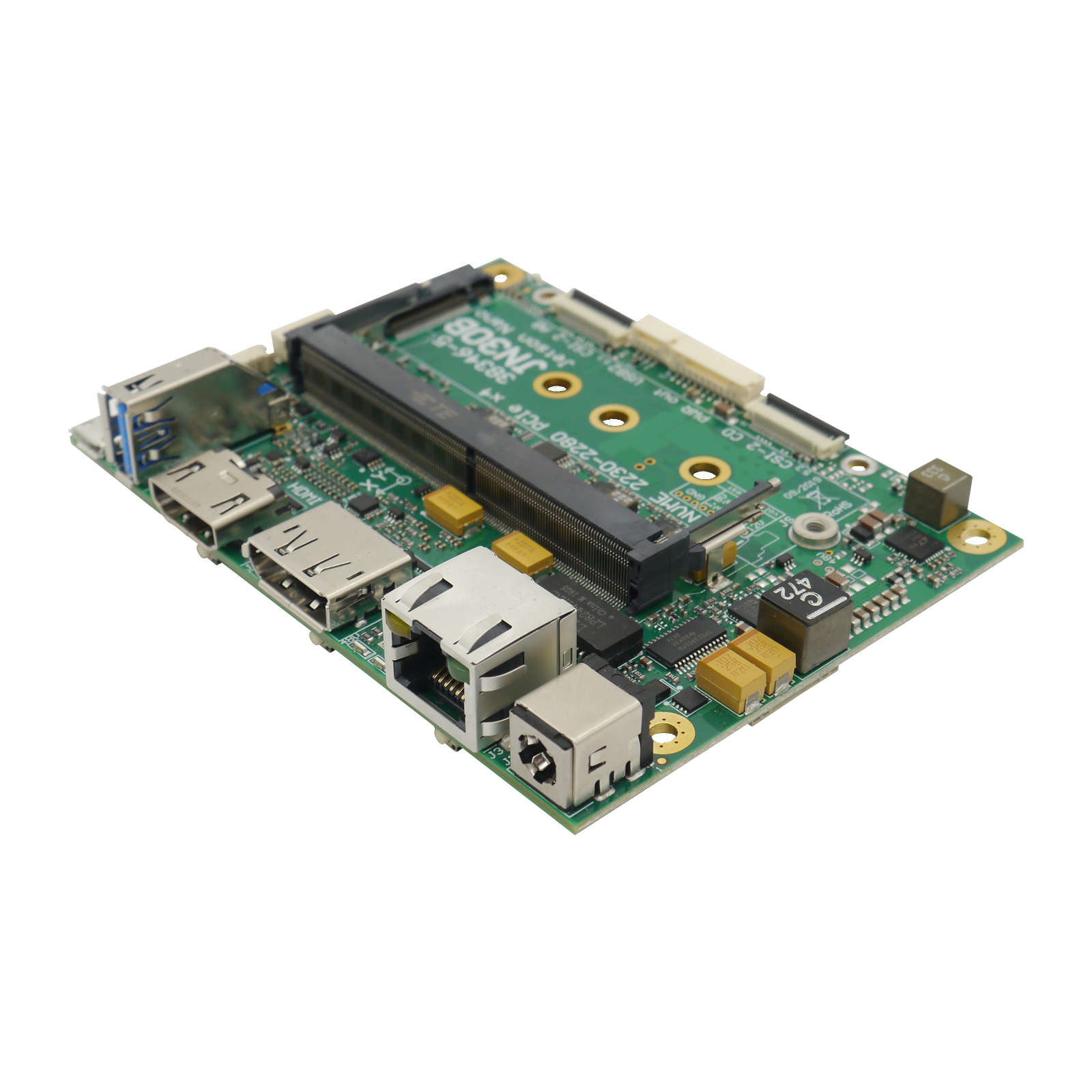 Jetson Nano carrier board